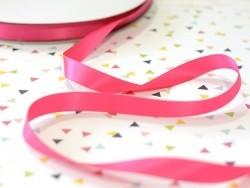 1 m of satin ribbon (13 mm) - fuchsia (colour no. 175)