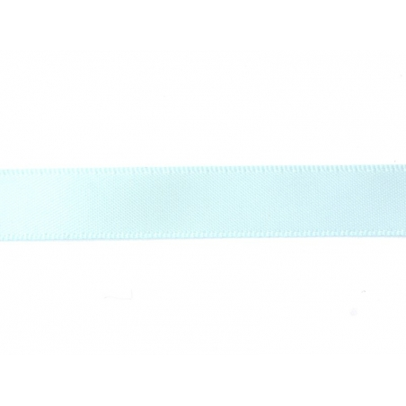 1 m of satin ribbon (13 mm) - sky blue (colour no. 305)