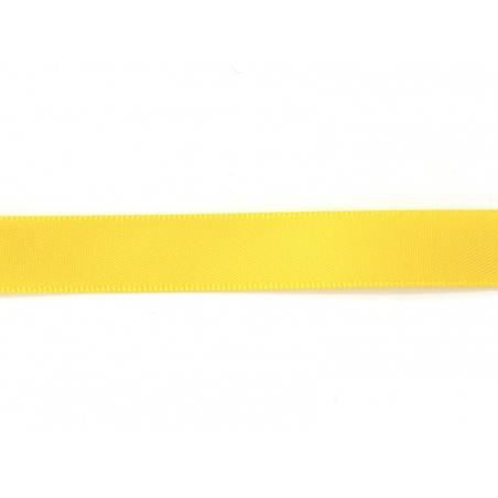 Acheter 1 m de ruban satin uni jaune soleil 650 - 13 mm - 0,69€ en ligne sur La Petite Epicerie - 100% Loisirs créatifs