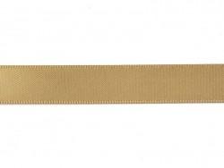 1 m einfarbiges Satinband (13 mm) - kaffebraun (Farbnr. 837)