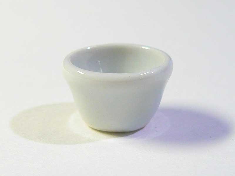 Small, high bowl / jar