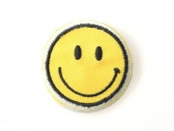 Patch thermocollant - smiley