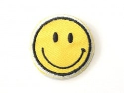 Patch thermocollant - sourire