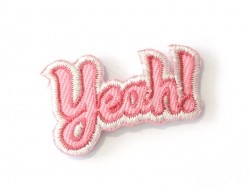 Patch thermocollant - yeah ! Rico Design - 1