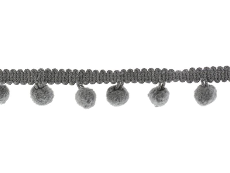 Acheter 1m galon de petits pompons - gris 038 - 2,29€ en ligne sur La Petite Epicerie - Loisirs créatifs