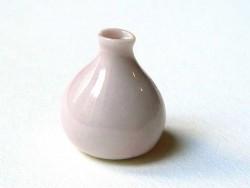 Rosafarbene Vase