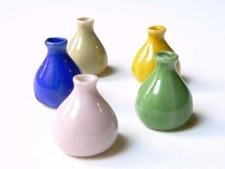 Vase vert  - 2