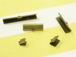 Bandklemme (10 mm) - bronzefarben