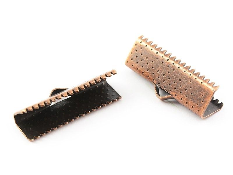où acheter le plus fiable techniques modernes Fermoir griffe 13 mm - cuivre - apprêts pour fabrication de bijoux