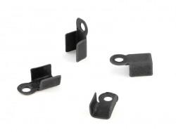 10 serre fils - métal noir