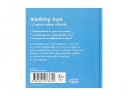 Mini-livre - masking tape et autres rubans adhésifs