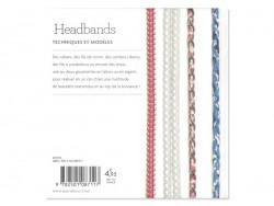 """Französisches Buch """"Mini  headbands - techniques et modèles"""""""