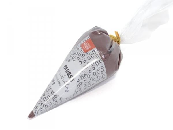Crème chantilly chocolat 30g  - 1
