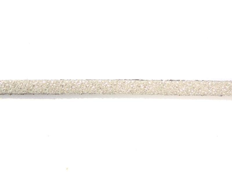 Acheter 1m cordon simili cuir - argenté - 0,79€ en ligne sur La Petite Epicerie - Loisirs créatifs