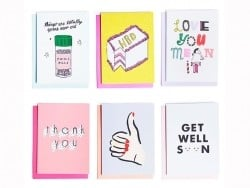 "18 cartes ""Hey girl, hey"" Ban.do - 1"