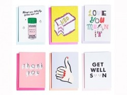 "18 cartes ""Hey girl, hey"""