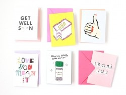 "18 cards - ""Hey girl, hey"""