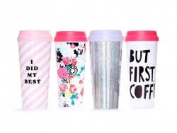 """Travel mug - """"Disco"""""""