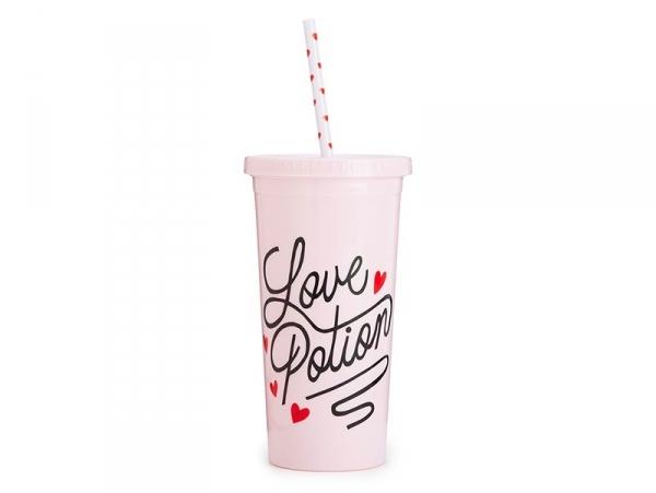 """Acheter Gobelet en plastique """"Love Potion"""" - 14,90€ en ligne sur La Petite Epicerie - 100% Loisirs créatifs"""