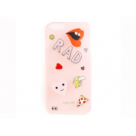 Coque Iphone 6/6S plus à customiser - avec stickers Ban.do - 1