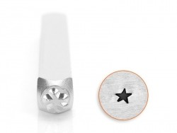 Tampon à frapper - étoile à angle