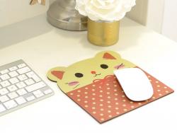 Tapis de souris - chat