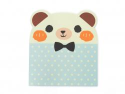 Mousepad - Bär