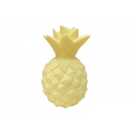 Acheter Veilleuse ananas - mini lampe jaune - 9,95€ en ligne sur La Petite Epicerie - Loisirs créatifs