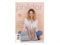 Mini magazine - Phildar no. 607 (in French)