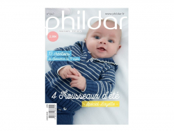 Mini magazine - Phildar no. 641 (in French)