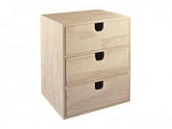 Customisable chest of drawers