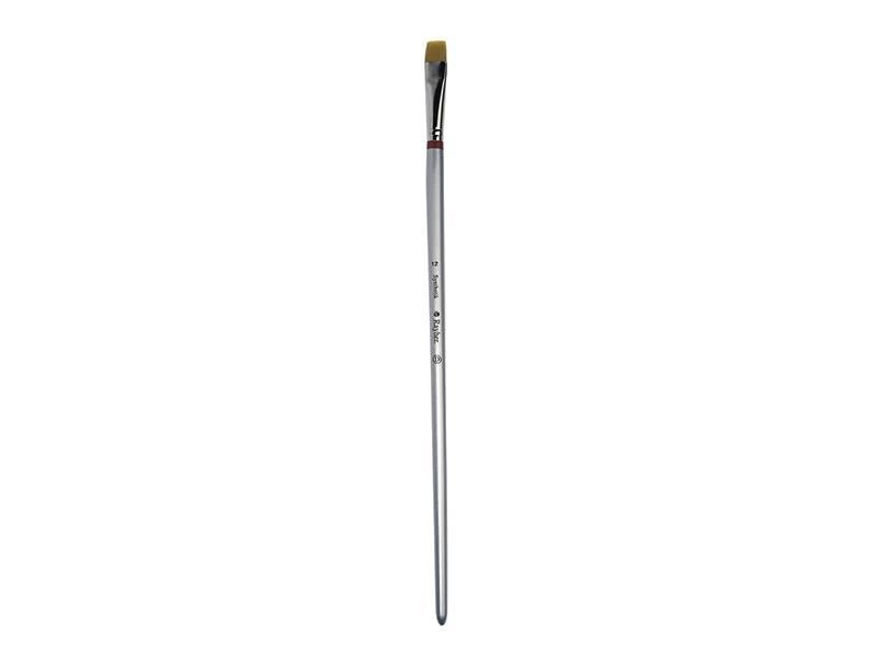 Flat paint brush no. 12 Rayher - 1