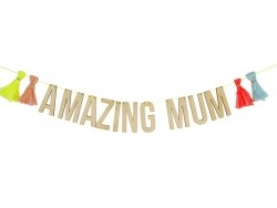 """Guirlande """"Amazing mum"""""""