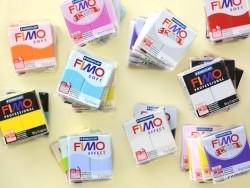 Fimo Soft clay - petrol blue no. 36