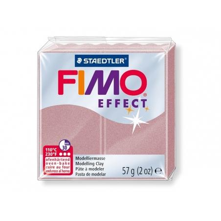 Acheter Pâte Fimo EFFECT Rose perle 207 - 1,99€ en ligne sur La Petite Epicerie - Loisirs créatifs