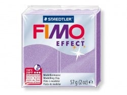 Fimo Effect clay - Pearl lilac no. 607