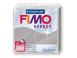 Fimo Effect clay - Light pearly grey no. 817
