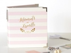 Acheter Album classeur Moments en famille 6*8  + pochettes - 15,79€ en ligne sur La Petite Epicerie - 100% Loisirs créatifs