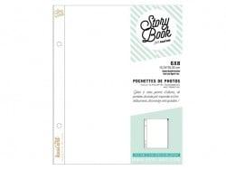 Acheter 10 pochettes pour photos 6*8 - fermeture zip - 5,90€ en ligne sur La Petite Epicerie - 100% Loisirs créatifs