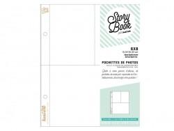 Acheter 10 pochettes pour photos 6*8 - 3 compartiments - 5,50€ en ligne sur La Petite Epicerie - 100% Loisirs créatifs