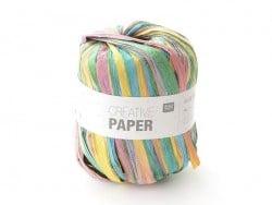 """Laine à tricoter """"Creative paper"""" - été"""