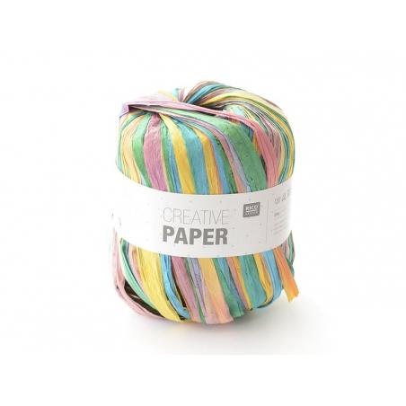 "Paper yarn - ""Creative paper"" - summer"