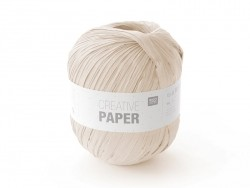 "Paper yarn - ""Creative paper"" - powder pink"