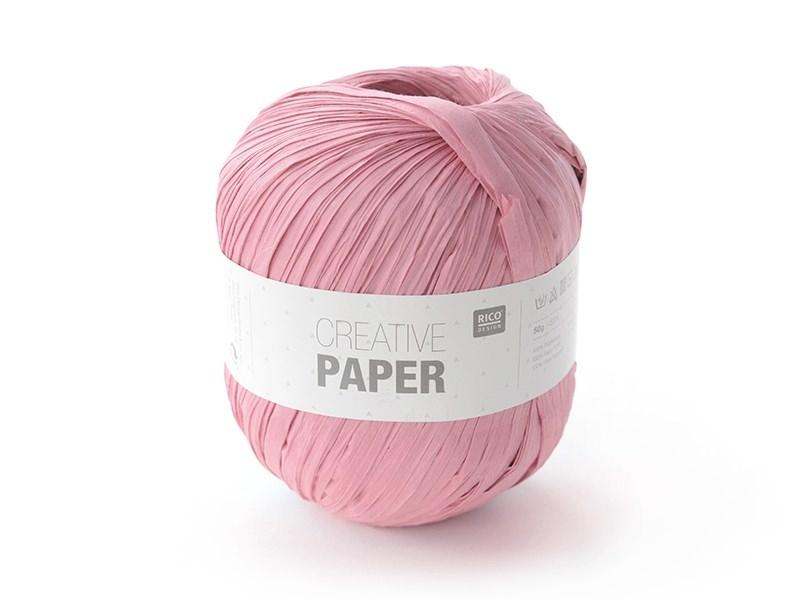 """Acheter Fil de papier """"Creative paper"""" - Rose - 4,20€ en ligne sur La Petite Epicerie - Loisirs créatifs"""