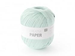"Paper yarn - ""Creative paper"" - sea green"