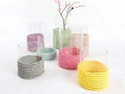 "Laine à tricoter ""Creative paper"" - Turquoise"