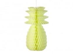 3 honeycomb pineapples - neon colours
