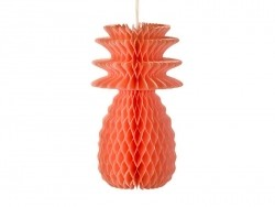 3 ananas alvéolés - fluo Talking tables - 3