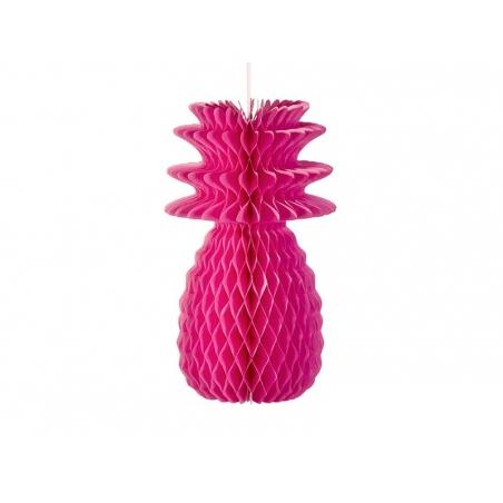 3 ananas alvéolés - fluo Talking tables - 4