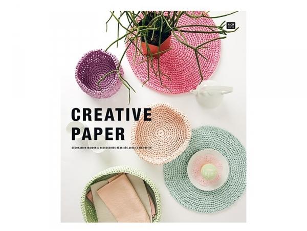 acheter catalogue creative paper en ligne loisirs cr atifs. Black Bedroom Furniture Sets. Home Design Ideas